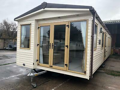 Luxury Double Glazed & Central Heated Static Caravan For Sale Off Site