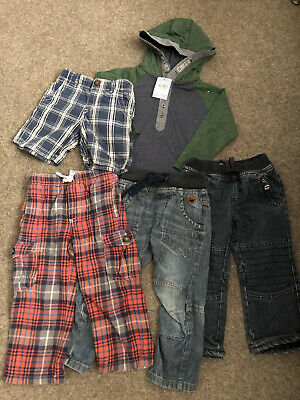 LG15 3 Years Boys Bundle Vertbaudet Mini Boden Next Baby GAP Jeans Trousers Top