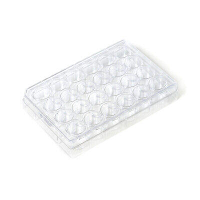 96-Well Treated Tissue Culture Plates, Sterile, 100/pk