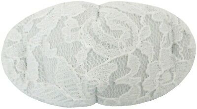 White Lace - Medical Adult Glasses Patch, Soft and Washable.  Sold to the NHS