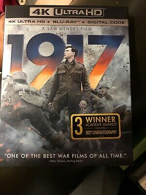 1917  |  4K UHD ULTRA HD + BLU-RAY + DIGITAL ** BRAND NEW Unopened