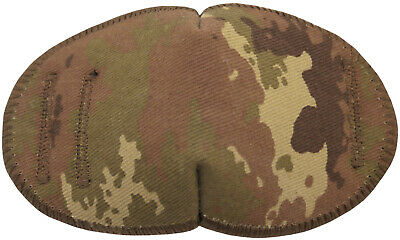 Camouflage - Medical Adult Glasses Patch, Soft and Washable.  Sold to the NHS