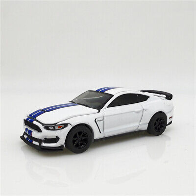 1:64 GreenLight *GL MUSCLE R22* ORANGE 2019 Ford Mustang Shelby GT350R *NIP*