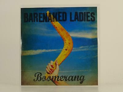 BARENAKED LADIES, BOOMERANG, EX/EX, 1 Track, Promo CD Single, Picture Sleeve, FO