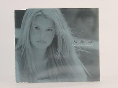 JESSICA SIMPSON, I WANNA LOVE YOU FOREVER, 840, EX/EX, 3 Track, CD Single, Pictu