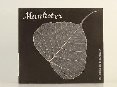 MUNKSTER, THE PRECIOUS AND THE PAINLESS, EX/EX, 4 Track, CD Single, Card Sleeve,