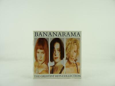 BANANARAMA, THE GREATEST HITS COLLECTION 414, 414, EX/G, 18 Track, CD Album, Pic