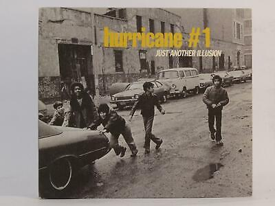 HURRICANE #1, JUST ANOTHER ILLUSION, 672, EX/EX, 3 Track, CD Single, Picture Sle