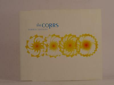 THE CORRS, SUMMER SUNSHINE, 474, EX/EX, 1 Track, Promo CD Single, Picture Sleeve