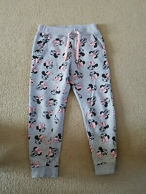 Girls Minnie Mouse trousers Age 5-6 years