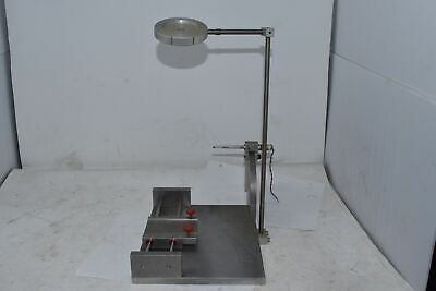 Verity SN2733 Endpoint Detector Fixture Assembly Inspection Tool