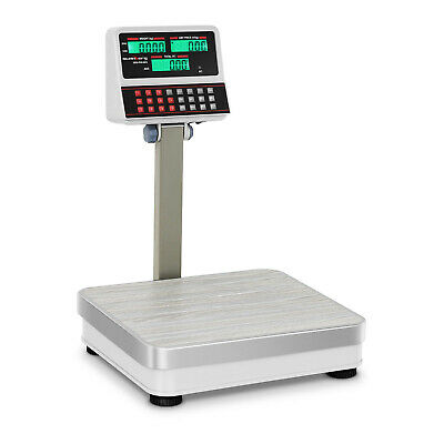 Electric Digital Fruit Veg Pricing Weighing Scale And Platform Multi Functions