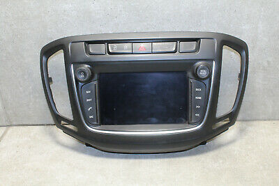Bordcomputer Display Bildschirm Navi Opel Zafira C Tourer 39094369