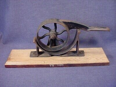 Great Antique Cast Iron Cork Presser Sizer Pharmacology - Scientific - Medical