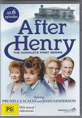 After Henry - The Complete First Series - DVD (Region 4 PAL)