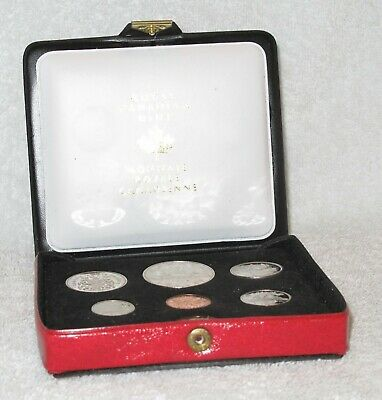 Royal Canadian Mint 1972 7 Piece Uncirculated Coin Set