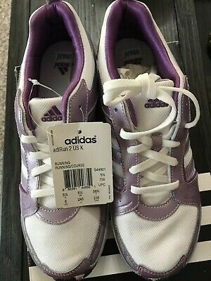 Adidas Adirun 2 G44902 Running Shoes Size 6 Big Kids Boys Girls Youth Sneaker