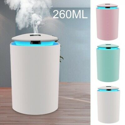 Electric Air Diffuser Aroma Oil Humidifier Night Home Car Relax Defuser Light