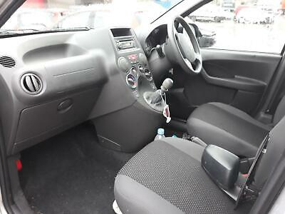 2010 FIAT PANDA Mk2 Front Left SEAT BELT STALK