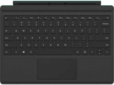 Microsoft Surface Pro Signature Type Cover Keyboard (Black) QC7-00001