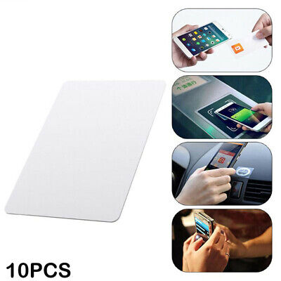 10 Pieces New Portable NTAG215 NFC Card Tags Android System Cheap Waterproof New