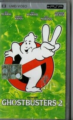 Ghostbusters 2 Umd Video For Psp Playstation Portatile Film Italiano Portable