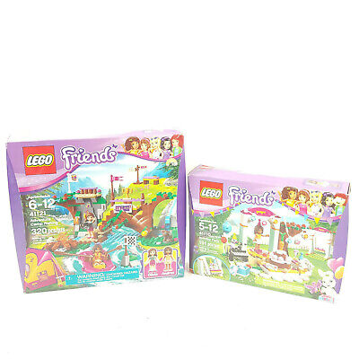 41121 avventura Camp rafting-NUOVO /& OVP LEGO Friends