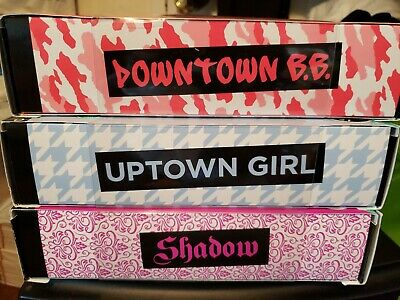 LOL Surprise Series 2 OMG Set of 3 Dolls - DOWNTOWN BB, SHADOW & UPTOWN GIRL