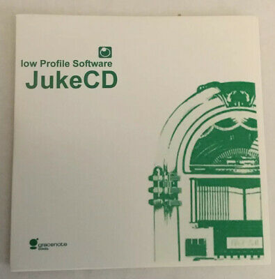 Combo Juke CD Label Making Software and Label Making Cards Open Pkg Unused