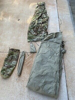 New Litefighter 1 Multicam Ocp Individual Army Tent Nsn 8340-01-628-8855