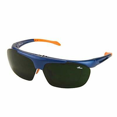 Holulo ANSI Z87 Flip-Up Front Welding Goggles Safety Glasses – Use for