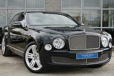 2012 Bentley Mulsanne 6.75 4dr Auto Saloon Petrol Automatic