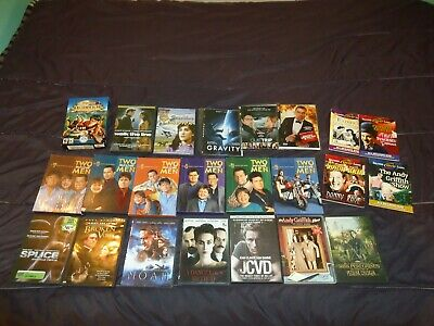 Dvd - 40 Disc Lot