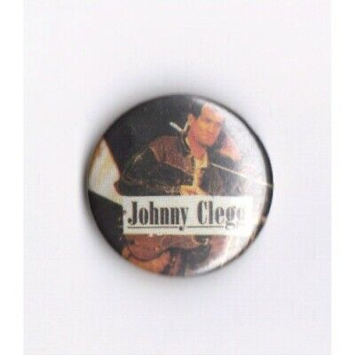 "Johnny Clegg  ""  Badge  """
