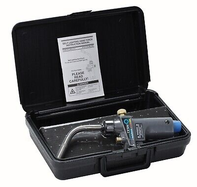 TurboTorch TXC504 0386-1294 Torch w/ Case