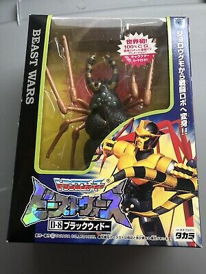 Transform Element Transformers MM-01 Black Widow BW Blackarachnia  new in Stock