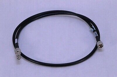 Microwave Systems LMR-400 N Connector Coaxial Cable 68999 5 Feet
