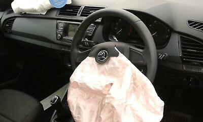 2017 SKODA FABIA (NJ) Left Front SEAT BELT STALK