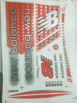 NEW BALANCE SURN CRICKET BAT STICKER BUY ONE GET ONE FREE LIMITED OFFER