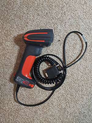 Honeywell Granit 1280i Industrial Grade Laser Barcode Scanner with RS232 Cable