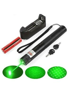 Green Laser Pointer High Power Visible Beam with adjustable focus