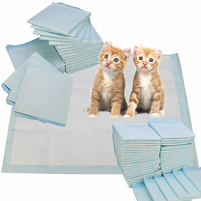 100 150 Large Puppy Training Trainer Train Pads Toilet Pee Wee Mats Dog Cat