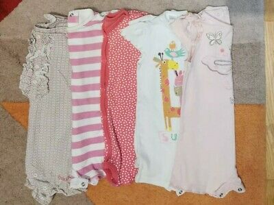 Baby Girls dungarees jumpsuit Summer Bundle 6-9 Month including Ted Baker Next