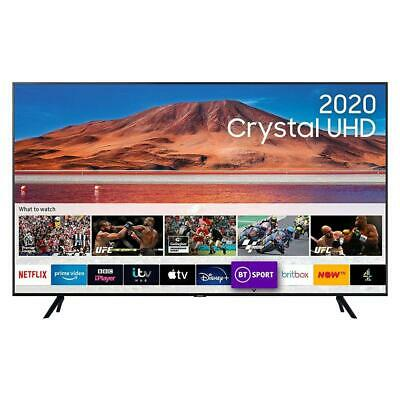 "SAMSUNG UE43TU7000KXXU 43"" 4K Ultra HD HDR Smart TV WiFi Catch Up BT Sport"