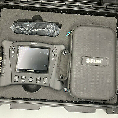 FLIR VS70 Rugged Videoscope Borescope w/ 5.8mm semirigid Probe