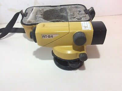 Topcon AT-B4 Autolevel 24x with Tripod and Case MZ3526