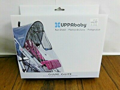 UPPAbaby G-Series Rain Shield Custom fit to all models of G-LUXE and G-LITE