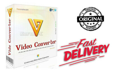 Freemake Video Converter Gold LifeTime Full Edition for Windows✅ Fast Delivery ✅