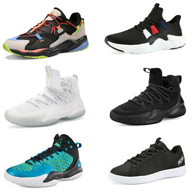 PEAK Mens Fashion Running Shoes Sneaker Breathable Casual Walking Athletic Shoes