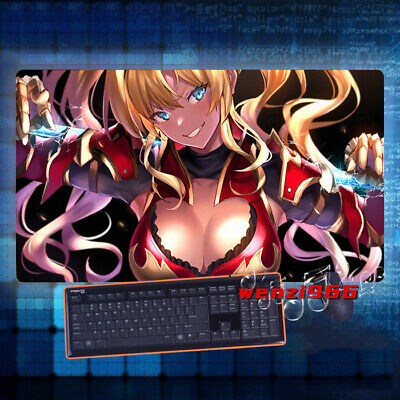 Anime Granblue Fantasy Yuel Mouse Pad Play Mat GAME Mousepad Holiday Gift#0327